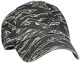 Nike Jordan H86 Jumpman CAMO Hat, Black, One Size