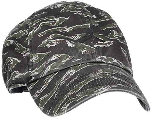 Nike Jordan H86 Jumpman CAMO Hat, Black, One Size Jordan Black Hat