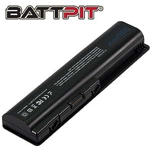 Battpit Batterie d'ordinateur Portable de Remplacement pour HP 513775-001 (4400mah)
