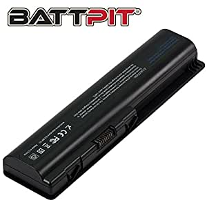 Battpit Batteria del Computer Portatile Laptop per HP Pavilion dv6-2137sl (4400mah)