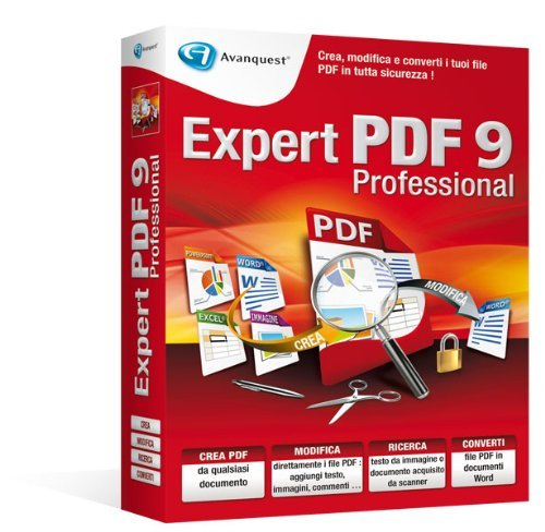 Preisvergleich Produktbild EXPERT PDF 9 PROFESSIONAL ITALY