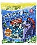 Gunz Woogie Sharks Fruit Jelly, 500 g