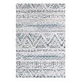 Gkingif Teppich Nordic Bohemian Carpet Einfache Schlafzimmer Wohnzimmer Teppich Couchtisch Kissen Sofakissen (Muster : Ty03, Größe : 80 * 160cm)