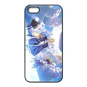Fate Stay Night 029 iPhone 4 4S Fall hülle Abdeckung Schwarz Handy Tasche EOKXLLNCD12493