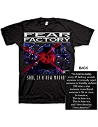 FEAR FACTORY - SOUL OF UN NOUVEAU MACHINE - T-SHIRT OFFICIEL HOMME