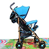 Techsun Foldable Travel Umbrella Baby Stroller Carry Cycle Pushchair
