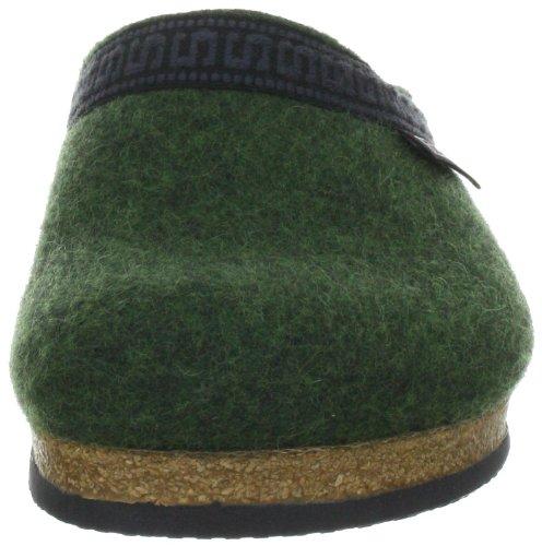 Stegmann 108 Unisex-Erwachsene Pantoffeln Grün (green 8810)