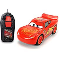 Dickie Toys 203081000 - Radiocommandé - Véhicule - Cars 3 - Lightning McQueen Single Drive