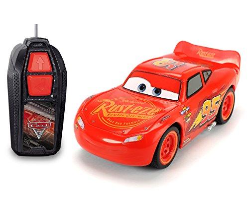 Dickie Cars 3 Rc Saetta McQueen, 203081000