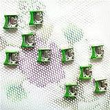 Tradico® 10Pcs Green Vending Coffee Machine Floating Charm For Glass Living Memory Locket