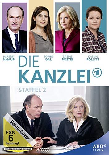 Die Kanzlei - Staffel 2 [4 DVDs]