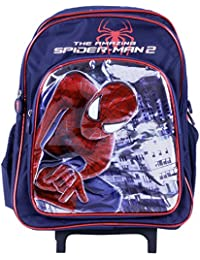 Spiderman Crawler Trolley Bag 16 inches TR 1037