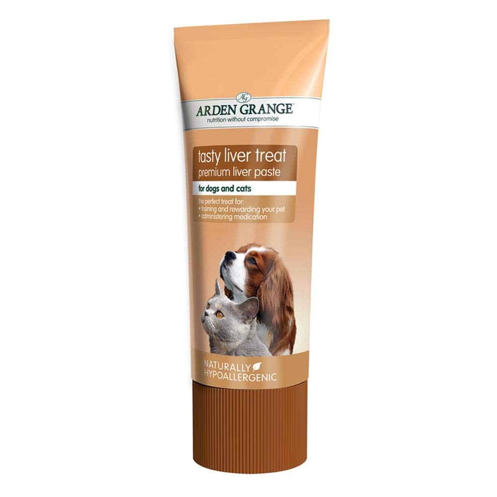 Arden Grange Tasty Liver Treat Dogs & Cats 75G