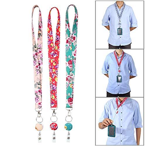 KOBWA - Llavero Seguridad Enfermeras Profesores, 3