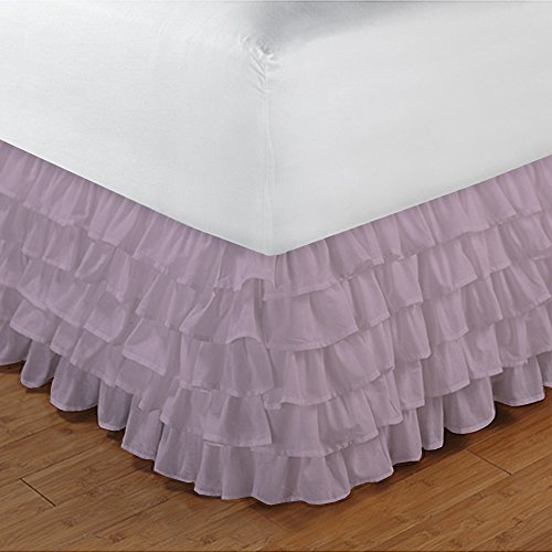 300tc-100-cotone-egiziano-finitura-elegante-1pcs-multi-ruffle-bedskirt-solid-drop-length-66-cm-coton