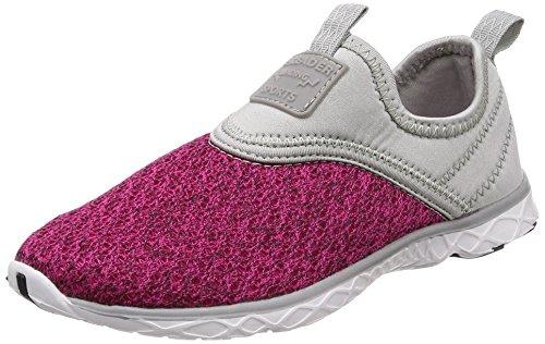ALEADER 4562320452519 [ Leader Damen Amphibious Wasser Strand Schuhe Sneaker, Mehrfarbig