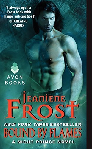 Bound by Flames: A Night Prince Novel by Jeaniene Frost (2015-01-27)