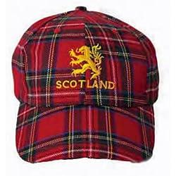 ROYAL de tartán escocés Gorra de béisbol STEWART