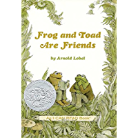 Frog and Toad Are Friends (Frog and Toad I Can Read Stories Book 1) (English Edition)
