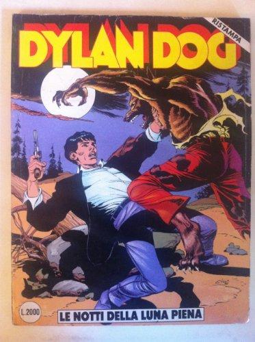 DYLAN DOG PRIMA RISTAMPA N.3 - Le notti della luna piena