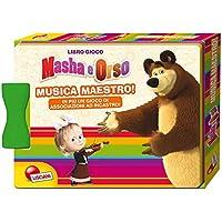 Masha e Orso. Musica maestro! Con 8 mini puzzle. Ediz. illustrata