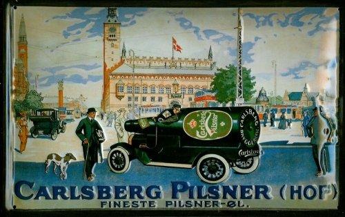 blechschild-nostalgieschild-carlsberg-pilsner-hof-auto-mit-flasche