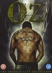 Oz - Complete Season 1-6 [DVD]