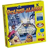 Haba 4311 Familienspiel - Polizei-Alarm!