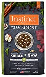 Nature's Variety Instinct Raw Boost Dry Dog Food - Venison & Lamb - 20 lb by Nature's Variety