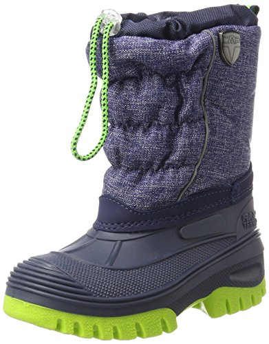 CMP Unisex-Kinder Hanki Bootsportschuhe, Blau (Nautic Mel. N946), 31 EU
