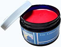 Chalk Mountain Brushes NEW LOOK!!! - Chalk Mountain Supply Co - 100% All Natural Furniture Finishing Waxes (4oz). (Red Crimson)