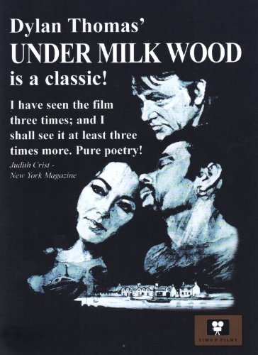 Under Milk Wood: Screenplay by Andrew Sinclair