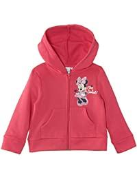 Disney Minnie Mouse - Sweat-shirt à capuche - Manches longues - Fille