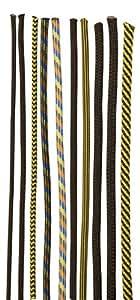 Blacksafe Reepschnur 4mm schwarz