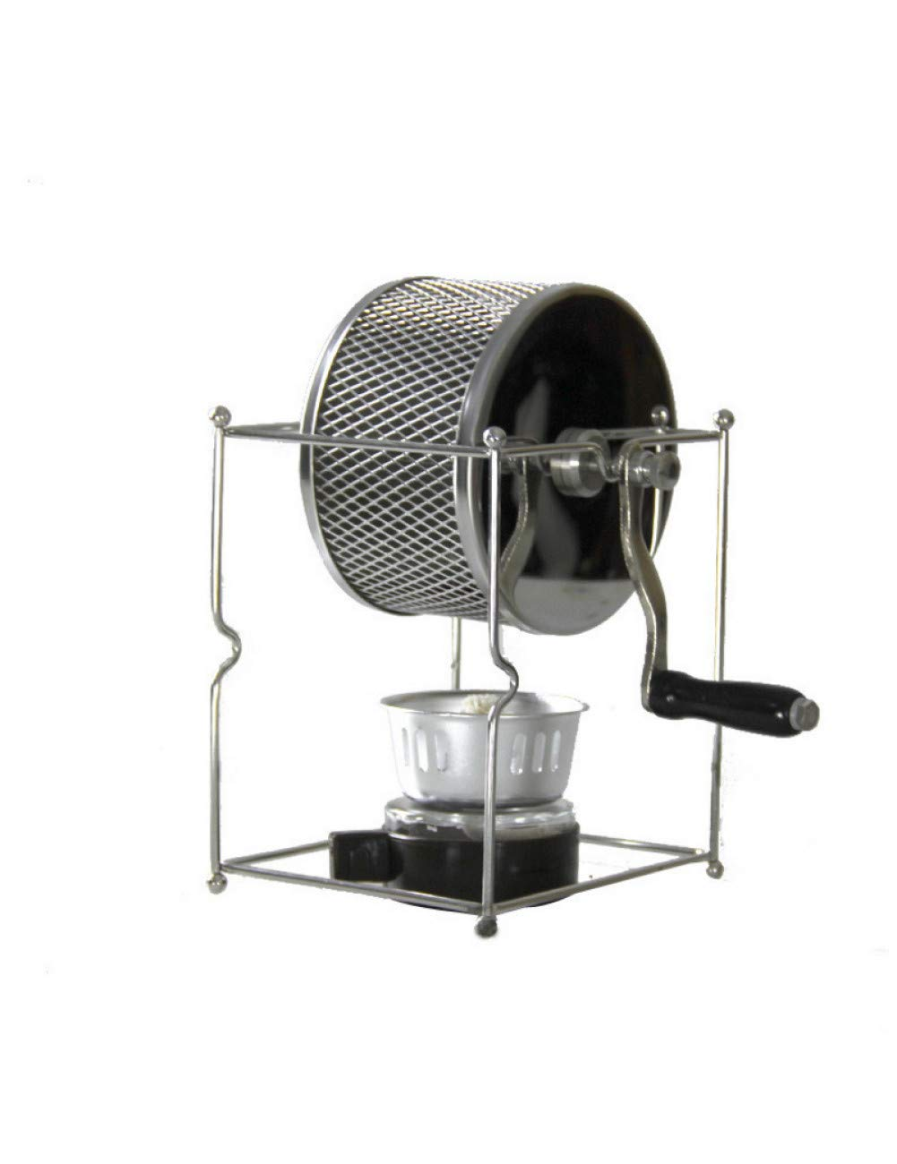 DTBA-Stainless-Steel-Coffee-Roaster-Manual-Hand-Operated-Rotary-Gas-Alcohol-Stove-Bean-Baking-Maker-Espresso-Machine-Stainless-steel