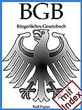 BGB: Bürgerliches Gesetzbuch (Gesetze bei Null Papier)