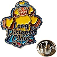 Pigeon Street Clara Pin Badge