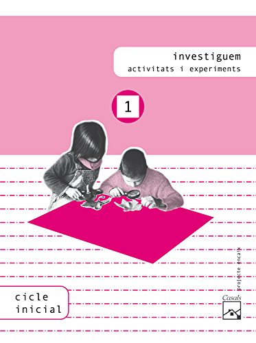 Investiguem 1. Activitats i experiments. Projecte Encaix - 9788421830864