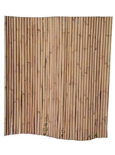 Bambuszaunelement flexibel