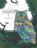 Telecharger Livres Livre de coloriage pour adultes Chouettes 1 (PDF,EPUB,MOBI) gratuits en Francaise
