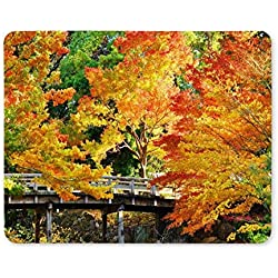 Gaming Mouse Pad, Maus - Pads laubbäume in Nagoya, Japan Gaming Mouse Pad