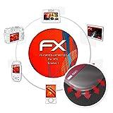 atFolix Schutzfolie passend für HTC Exodus 1 Folie, entspiegelnde und Flexible FX Displayschutzfolie (3X)