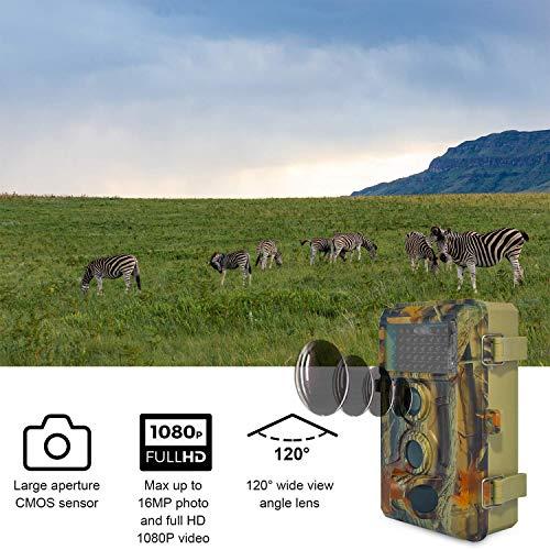 Zoom IMG-1 digitnow fotocamera da caccia 16mp