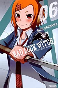 Bad Luck Witch Edition simple Tome 6