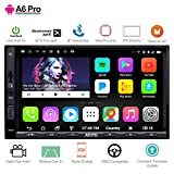 [NUOVO] ATOTO A6 Pro A6Y2721PRB Navigazione audio/video per auto doppio DIN Android- 2 x Bluetooth con aptX - Carica cellulare/Preamplificatore ultra -Autoradio Multimedia, WiFi, supporto 256G SD