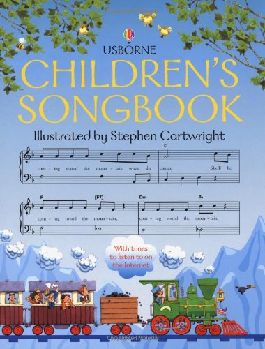 Childrens Songbook (Usborne Activities) par Anthony Marks
