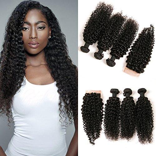 Syk Peruvian Hair Kinky Curly