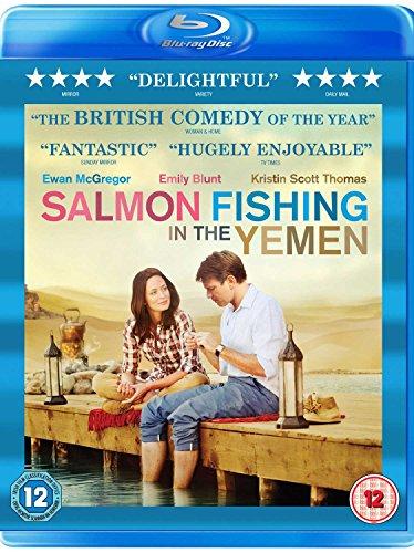 Preisvergleich Produktbild Salmon Fishing In The Yemen [BLU-RAY]