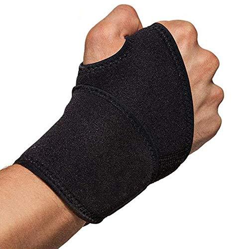 Xinlie Handgelenkbandage Atmungsaktiv Handgelenkschiene Sport Handgelenkschoner Wrist Wraps Handgelenk Bandagen für Fitness, Bodybuilding, Kraftsport & Crossfit für Frauen und Männer Handgelenkstütze - Elastische Handgelenk Hand Stütze
