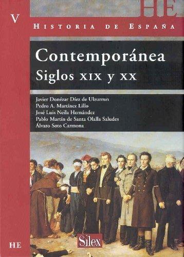 Contemporánea: [Los siglos XIX y XX]